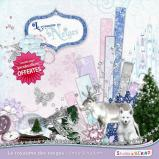 Digital kit « Snow Kingdom » by download