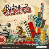 Kit « Rétro circus » en téléchargement