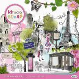 Kit « Romance à Paris » en téléchargement