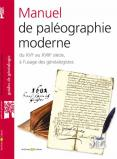 Manuel de paléographie moderne
