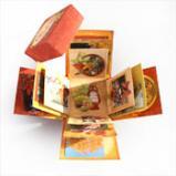 Mini-album « Mille et une feuilles » en téléchargement