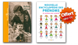 """Livre """"Bébés d'hier"""" + """"Nouvelle encyclopédie des prénoms"""" offerte"""