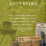 Pack d'illustrations « Souvenirs de la Seconde Guerre Mondiale » en téléchargement