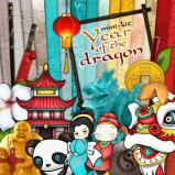 "Mini kit ""Year of the dragon"" by download"