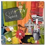 """Mini kit """"Celtic spirit"""""""