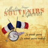 Pack d'éléments graphiques : Souvenirs des 1ère et 2ème guerres mondiales