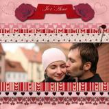 "Mini digital kit ""Valentine Day 2009"" by download"