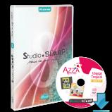 Studio-Scrap 8 + Pack Azza 3 en téléchargement