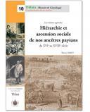 Hiérarchie et ascension sociale de nos ancêtres paysans - du XVIe au XVIIIe siècle