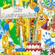 Kit « Anniversaire » - 00 - Présentation