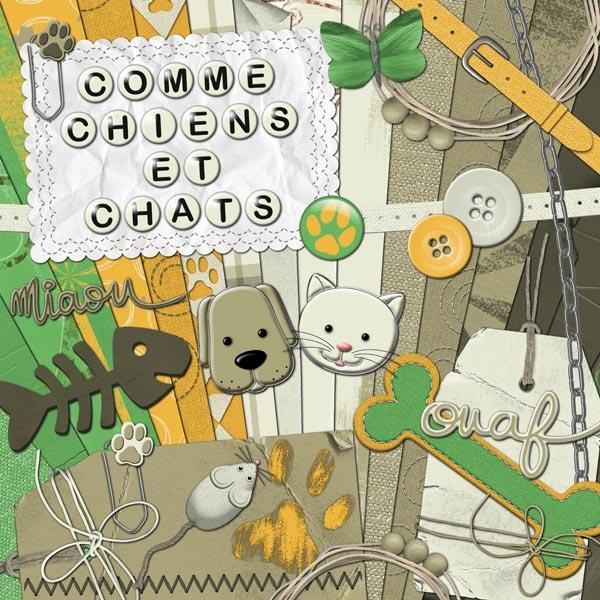 Kit « Comme chiens et chats » - 00 - Présentation