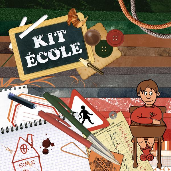 Kit « Ecole » - 00 - Présentation