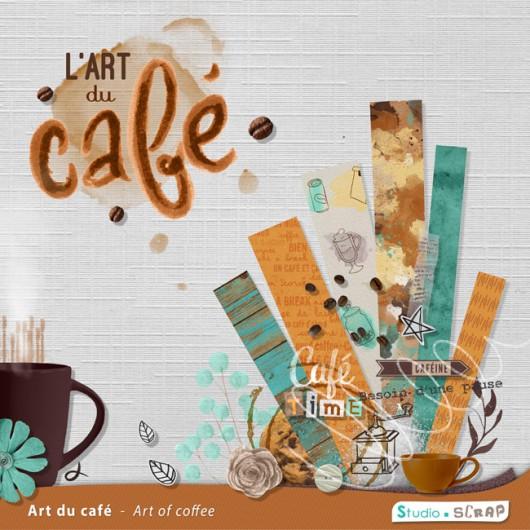 Kit « Art du café » en téléchargement