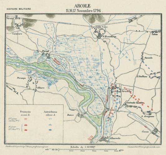 01-carte-militaire-1796-11-15-16-17-Arcole