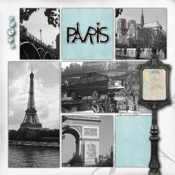 Kit romance paris en t l chargement cdip boutique - Scrapbooking paris boutique ...