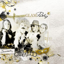 glam party
