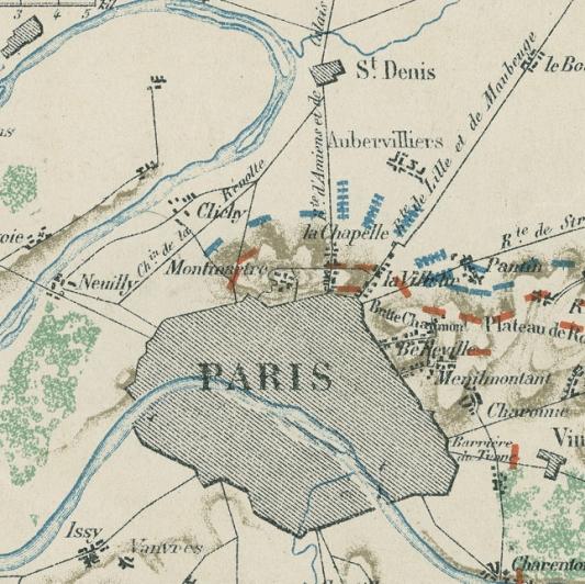 08-carte-militaire-1814-Theatre-des-operations