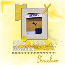 voyage a barcelone