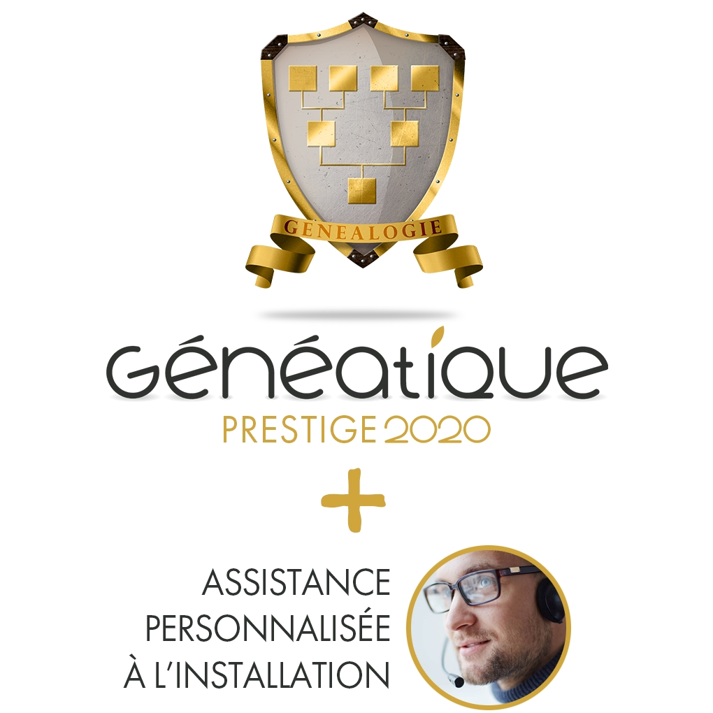 Pack Printemps Généatique 2020