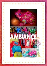 ambiance bollywood print