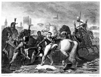23-Lieu-Rastibonne-Napoleon-gravure-1809-04-19-23