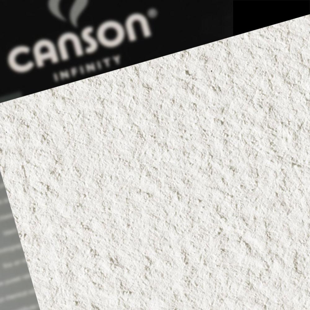 Papiers - 02 - Canson Arches Aquarelle Rag - Présentation