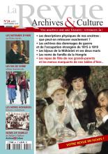 La revue archives et culture - 24