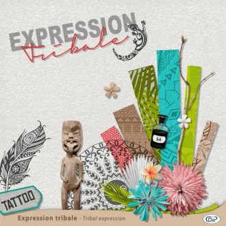 Kit Expression Tribale