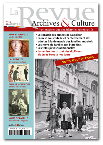 Archives et Culture n°16