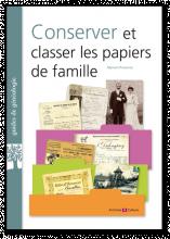 Livre Conserver papiers et classer papier de famille