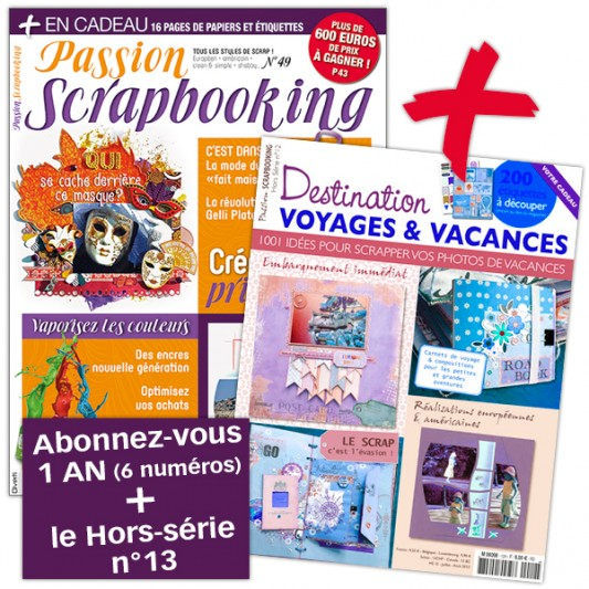 Passion scrapbooking-old