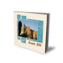 Impression d'album - Format 22x22