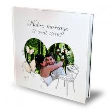 Impression d'album - Format 30x30