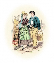 Collection costumes régionaux - 01 - Exemple