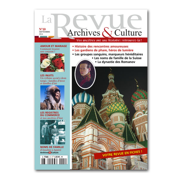 Archives et Culture n°10