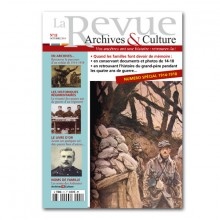 La revue archives et culture - 11