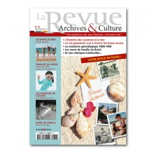 La revue archives et culture - 08