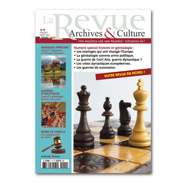 Archives et Culture n°9