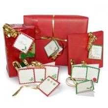 Les étiquettes de Noël - 04 - Les cadeaux
