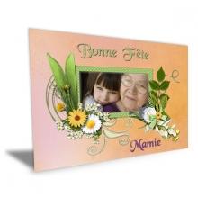 Carte Fête des grand-mères