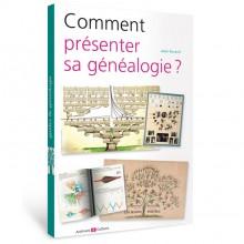 Comment présenter sa généalogie ?