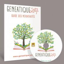 Génétique 2017 Guide des nouveautés + CD