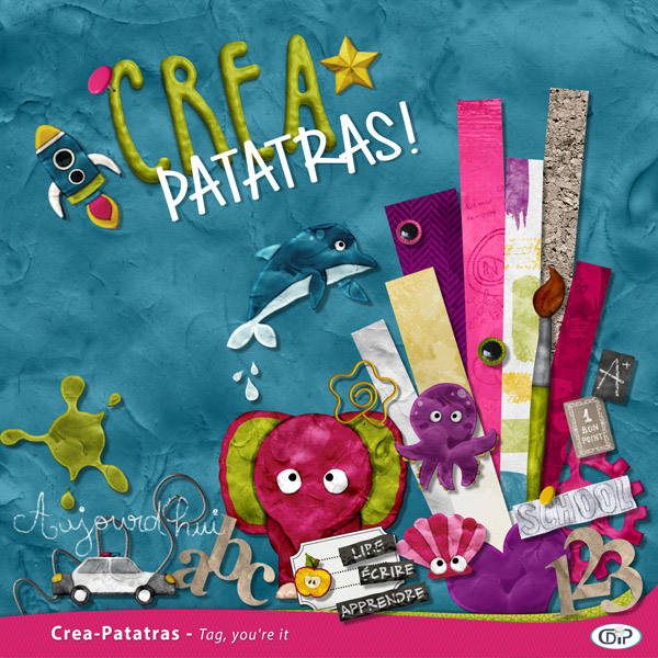 Kit « Crea-Patatras »
