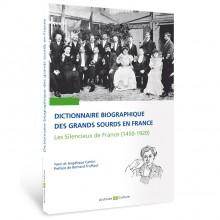 Dictionnaire biographique et généalogique des sourds de France