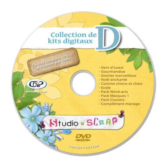 Collection de Kits digitaux D - 00 - Présentation