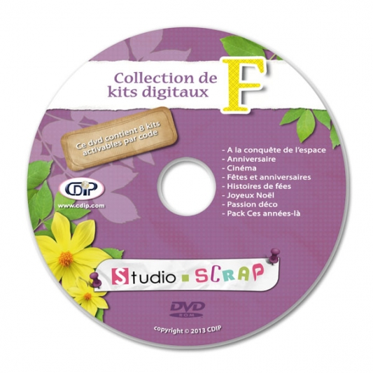 Collection de Kits digitaux F - 00 - Présentation