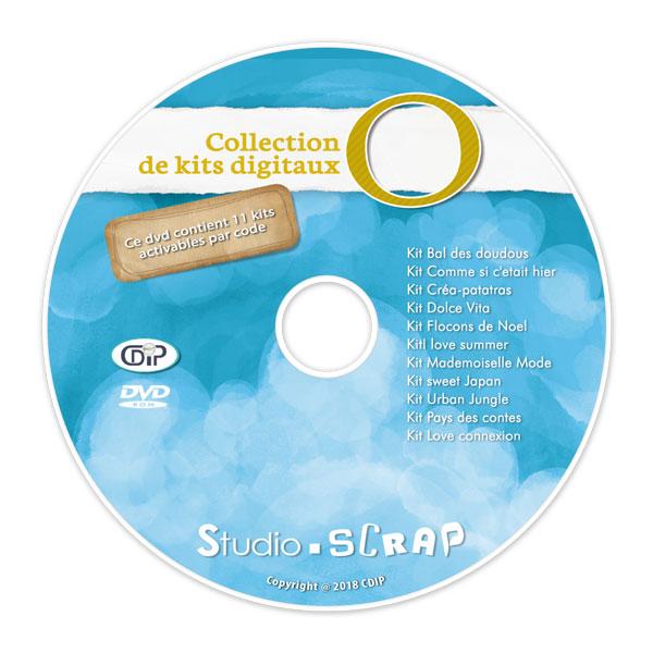DVD « Collection de Kits digitaux O »