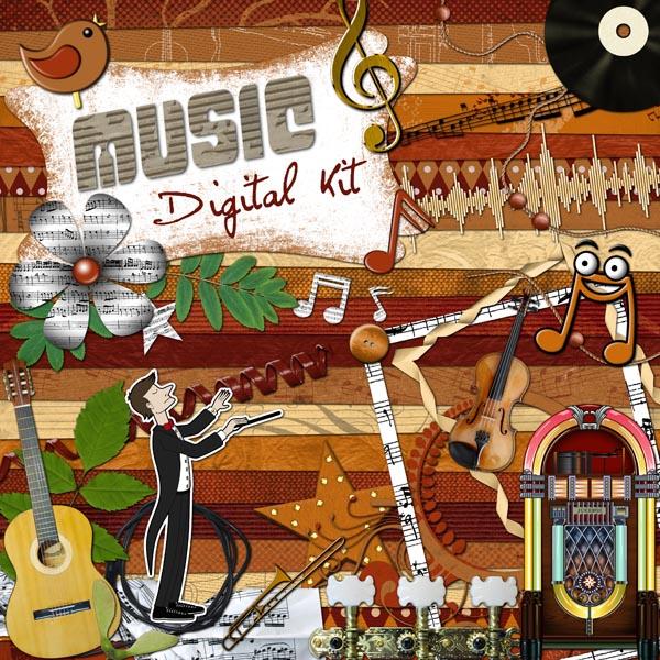 « Music » digital kit - 00 - Presentation
