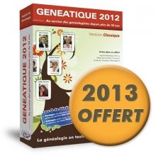 G2012 - 00 - Généatique Classique - 2013 offert