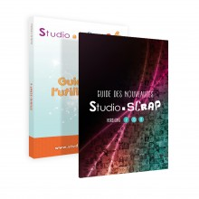 Guides de l'utilisateur Studio-Scrap 8
